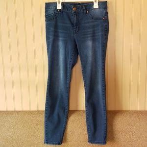 1822 Denim Flex-Ankle Skinny jeans size 10 EUC